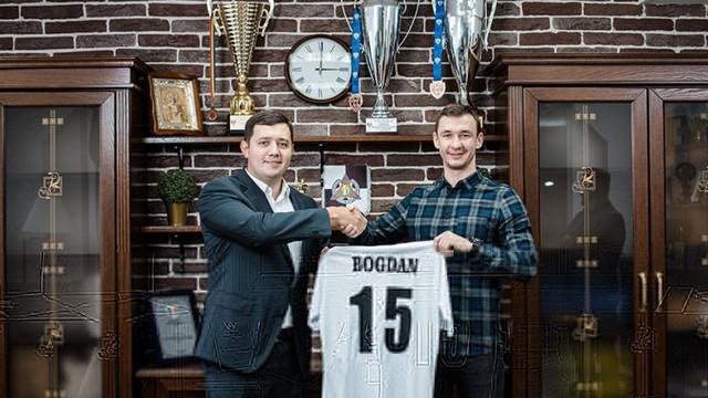 Constantin Bogdan a semnat cu Petrocub