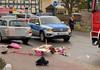 FOTO | O maşină a intrat în mulţime la un carnaval din Germania. Mai multe persoane, inclusiv copii, au fost rănite