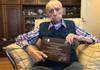 Al treilea cel mai bătrân bărbat din lume trăieşte în Bucureşti