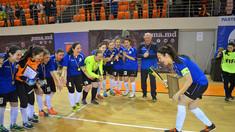 Real Succes Chișinău a cucerit titlul în campionatul național la futsal feminin