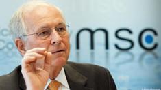 Președintele Conferinței de la Munchen, învinuit de acțiuni împotriva Ucrainei