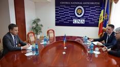 Directorul CNA, la întrevederea cu FMI: Din 3 miliarde de lei sechestrate de ARBI, jumătate se referă la dosarele fraudei bancare