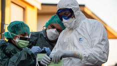 Coronavirusul s-a extins la Milano și Torino. 79 de infecţii confirmate în Italia