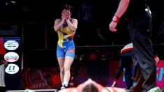 VIDEO | Anastasia Nichita: Am dat totul pentru a câștiga această medalie. Înseamnă totul pentru mine