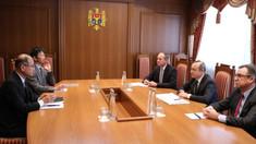 Ambasadorii agreați ai Irlandei și Japoniei în R.Moldova și-au prezentat scrisorile de acreditare