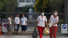Numărul cazurilor de noi îmbolnăviri înregistrate zilnic în lume, mai mare decât al celor înregistrate în China (OMS)