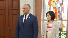 SONDAJ | Câte voturi ar acumula Igor Dodon și Maia Sandu, dacă duminica viitoare ar avea loc alegeri prezidențiale