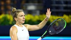 Tenis: Simona Halep s-a calificat în semifinalele turneului de la Dubai (WTA)