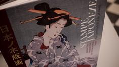 Un album de stampe japoneze, lansat la Muzeul Național de Artă