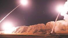 Mai multe rachete au căzut în apropierea ambasadei SUA din Irak