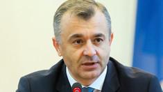 Ion Chicu: Modificările în componența Guvernului nu pot fi făcute fără avizul meu