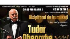 """Tudor Gheorghe revine cu un spectacol pe scena Filarmonicii Naționale """"S. Lunchevici"""""""