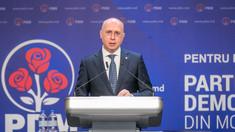 Pavel Filip a criticat inițiativa deputaților blocului ACUM privind adoptarea unei declarații în vederea comemorării victimelor războiului de pe Nistru