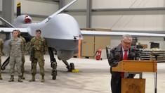 Drona americană MQ-9 Reaper în România. Ambasadorul SUA: Regiunea - mai volatilă ca urmare a agresiunii crescute a Rusiei: în Transnistria, în Crimeea, în Donbas şi în Marea Neagră