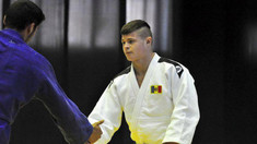 Nicon Zaboroșciuc a ocupat locul 5 la European Judo Open Oberwart