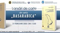 """Biblioteca Națională invită la lansările  de carte din seria """"BASARABICA"""", editate cu sprijinul Academiei Române"""