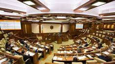 DECLARAȚIE deputat: Tribuna centrală va fi blocată, dacă Aureliu Ciocoi nu se va prezenta în Parlament