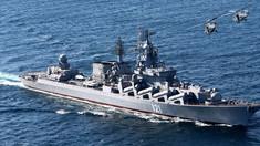 Mai puţină presiune la graniţele României. Rusia trimite nave din Marea Neagră în Siria, în contextul conflictului cu Turcia