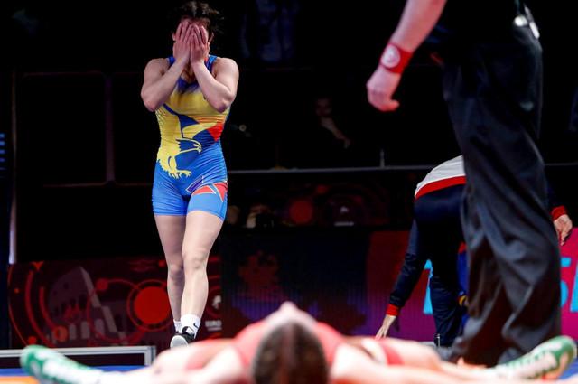 VIDEO   Anastasia Nichita: Am dat totul pentru a câștiga această medalie. Înseamnă totul pentru mine
