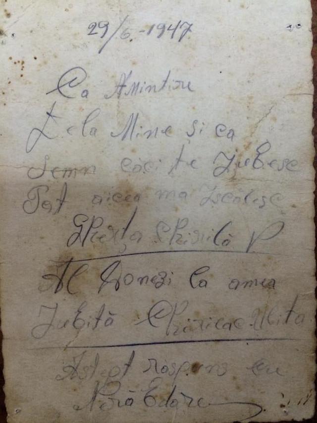RIDICAȚII – MĂRTURII DIN SIBERIA/ Veronica Herța: Bunicul a avut coșmaruri legate doar de acel vagon (AUDIO)
