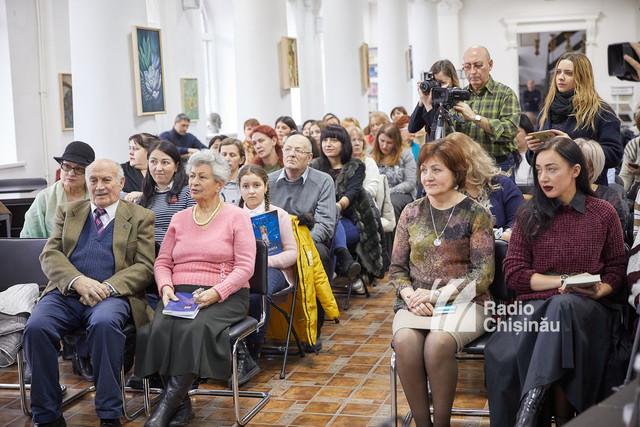 Lansarea ediției a XVII-a a Programului de lectură Chișinăul citește