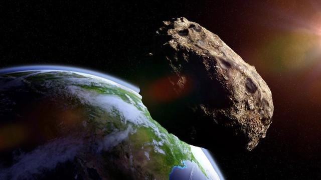 Un asteroid cât o clădire cu 100 de etaje, care are propria Lună, a trecut pe lângă Pământ