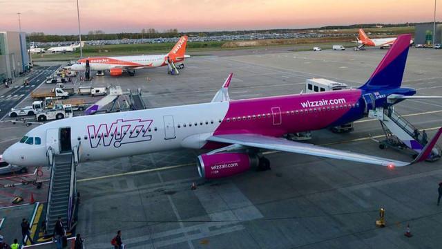 Wizz Air reduce frecvența zborurilor spre unele destinații din cauza coronavirusului