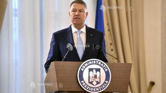 Klaus Iohannis: Am acceptat depunerea de mandat din partea premierului desemnat Ludovic Orban