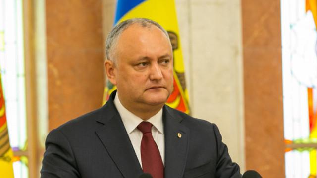Igor Dodon nu exclude o alianță PD-PSRM