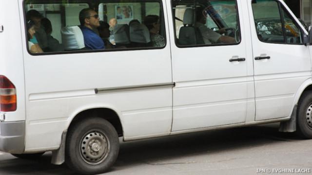 Cinci rute municipale de microbuz vor fi suspendate din 2 martie