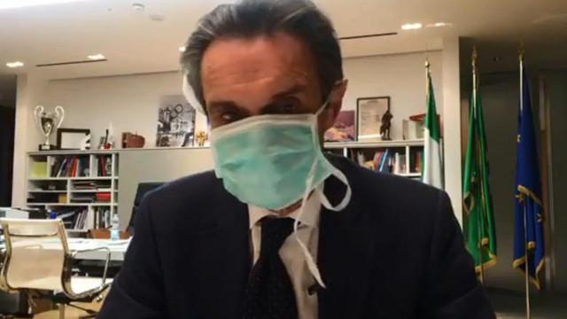Guvernatorul Lombardiei a intrat în carantină după ce un asistent al său a fost diagnosticat cu coronavirus
