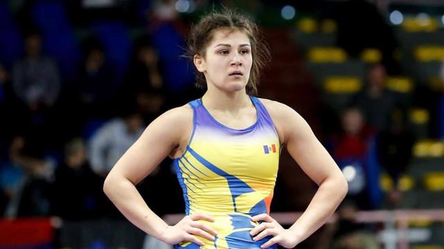 Anastasia Nichita a devenit campioană europeană la lupte(video)