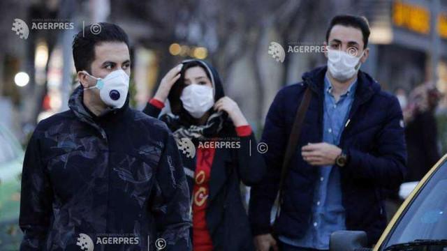 Coronavirus/Iran - Numărul cazurilor de infectări a ajuns la 43; s-au înregistrat opt decese (oficial)