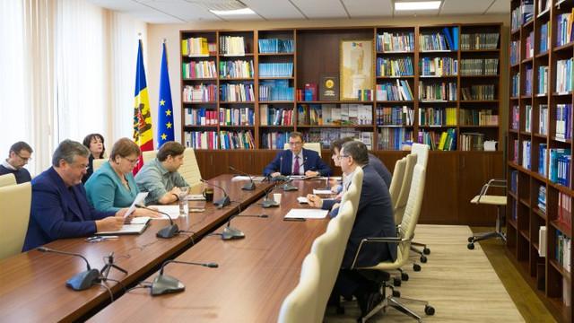 Comisia parlamentară economie, buget și finanțe a selectat un candidat la funcția de director al ANRE