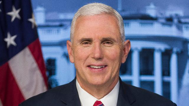 Vicepreşedintele Mike Pence numit coordonator al