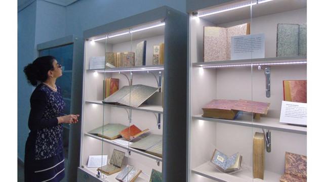 O expoziție de carte veche și rară a fost inaugurată la Biblioteca Națională