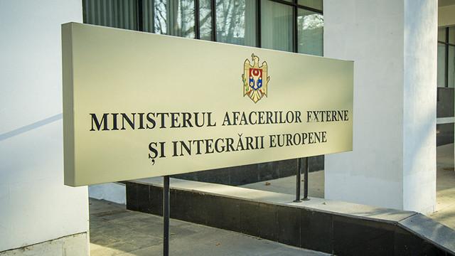 Precizările MAEIE referitor la camioanele blocate la hotarul Sloveniei