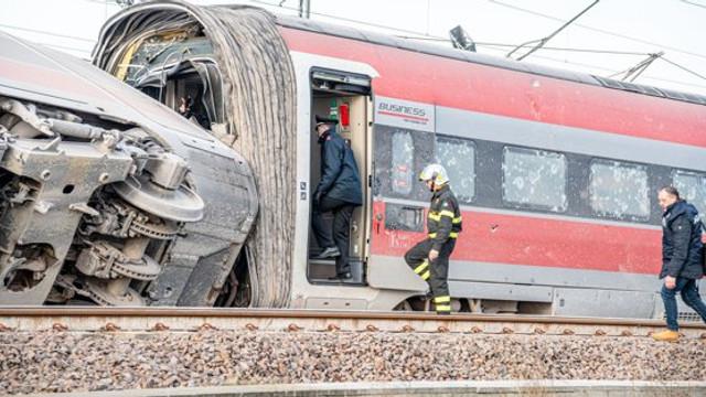 Angajații sectorului feroviar din Italia, în grevă după accidentul de joi, în care doi colegi de-ai lor au murit