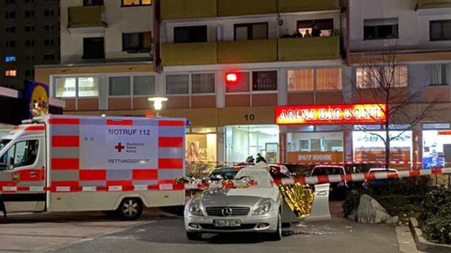 Surse citate de presa din Germania spun că un român a fost ucis în atacurile armate din Hanau. Anunțul MAE