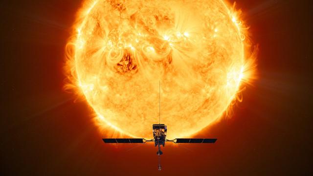 NASA   Sonda Solar Orbiter a fost lansată într-o misiune fără precedent către Soare