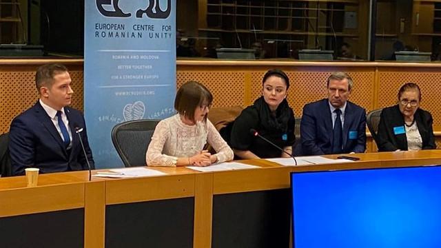 Unirea Basarabiei cu România, discutată în Parlamentul European