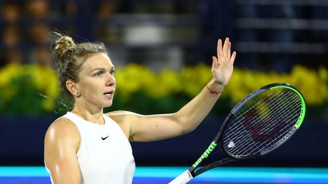 WTA | Simona Halep - cea mai bună jucătoare a lunii februarie