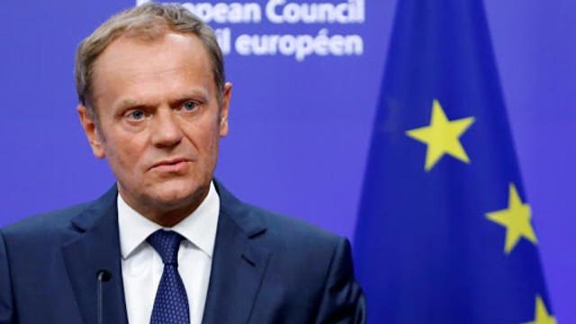 Donald Tusk: Actualul Parlament al R.Moldova este disfuncțional, iar cea mai bună soluție este să vă întoarceți la oameni și să-i lăsați să decidă