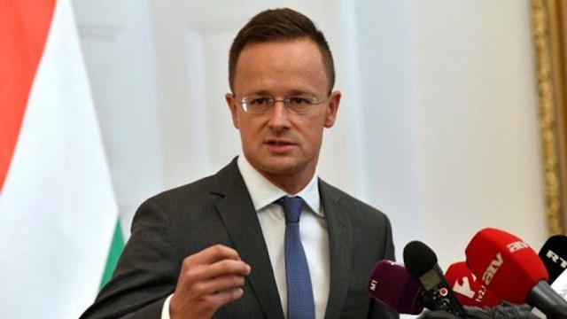 R.Moldova și Ungaria au semnat două memorandumuri, în cadrul vizitei la Chișinău a ministrului ungar al Afacerilor Externe, Peter Szijjarto