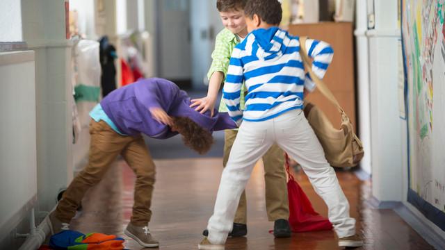 Un studiu privind bullying-ul la școală, realizat în premieră în R.Moldova, arată un număr îngrijorător de elevi afectați
