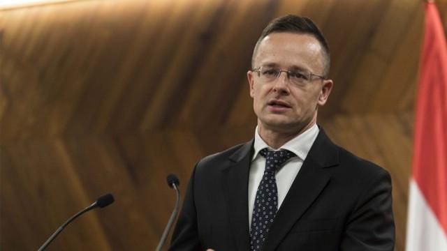 Ministrul Afacerilor Externe și Comerțului al Ungariei, Péter Szijjártó, se află astăzi, 4 februarie, într-o vizită de lucru în R.Moldova