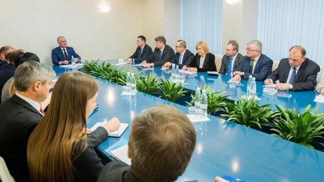 DECLARAȚII: Unii ambasadori nu au dorit să servească intereselor obscure ale politicii externe a lui Igor Dodon și de aceea au plătit cu funcția