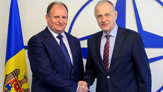 Secretarul general adjunct al NATO, Mircea Geoană: Alianța va sprijini în continuare R.Moldova prin asistența necesară