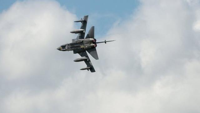 Un avion militar israelian a doborât o dronă în Orientul Mijlociu