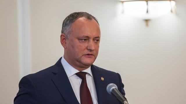 Igor Dodon, despre declarațiile lui Aureliu Ciocioi: Probabil au fost interpretate greșit
